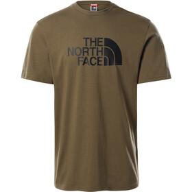 The North Face Easy Maglietta a maniche corte Uomo, verde oliva